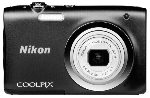 COOLPIX A100 Black EU