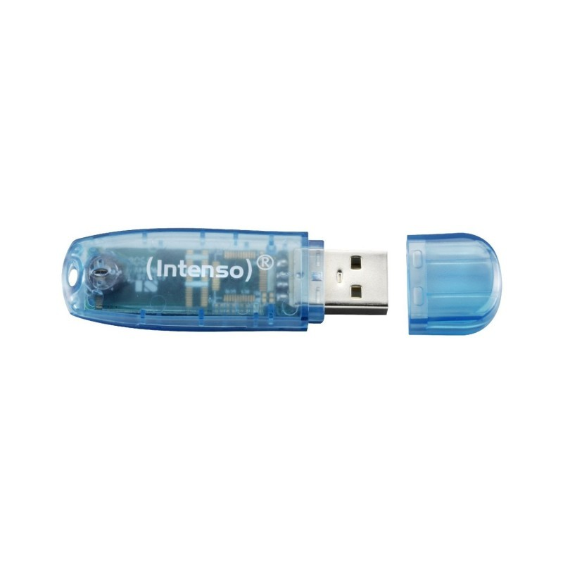 Rainbow Line 4GB USB Stick 2.0