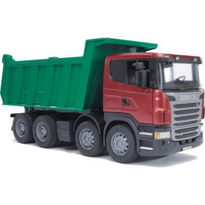 Scania R-Series Tipper Truck (03550)