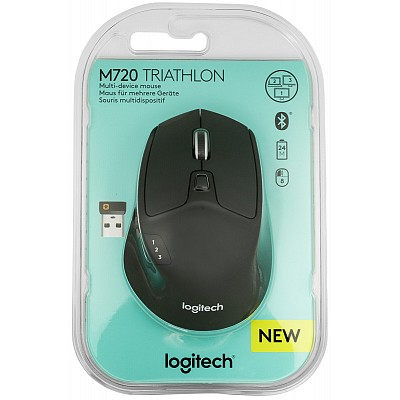M720 Triathlon Wireless Mouse