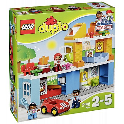 DUPLO 10835 My Town Family House
