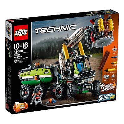 Technic Forest Machine