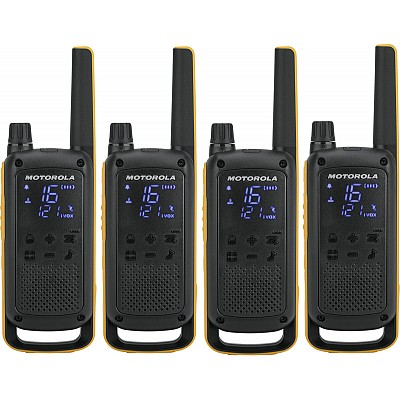 Walkie-talkie TLKR T82 Extreme Quad 10Km