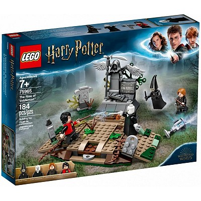 Harry Potter Lego 75965 The Rise of Voldemort