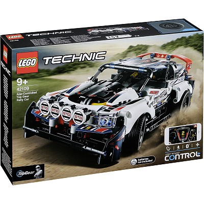 Technic 42109 Top Gear Ralleycar