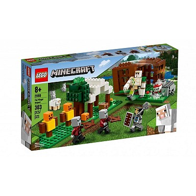 Minecraft Lego 21159 The Pillager Outpost
