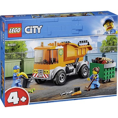 City LEGO 60220 Garbage Truck (4+)