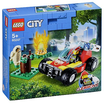 City LEGO 60247 Forest Fire