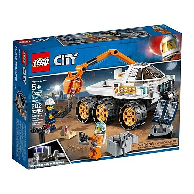 City LEGO 60225 Rover Testing Drive