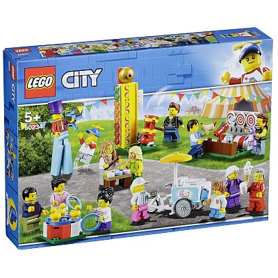 City LEGO 60234 People Pack - Fun Fair