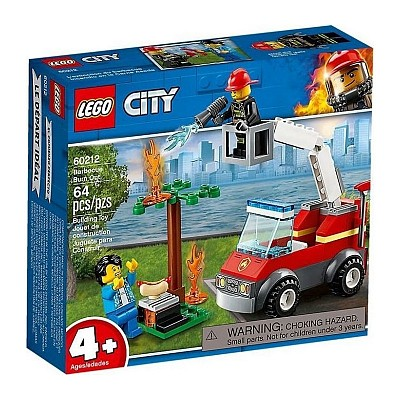 City LEGO 60212 Barbecue Burn Out