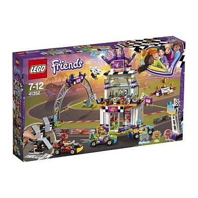 Lego Friends: The Big Race Day 41352