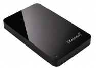Memorystation 2.5' 1000GB USB 2.0 black