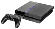 Playstation 4 500GB Black EU