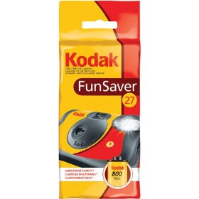 1 Kodak Fun Saver Camera 27 plus 12