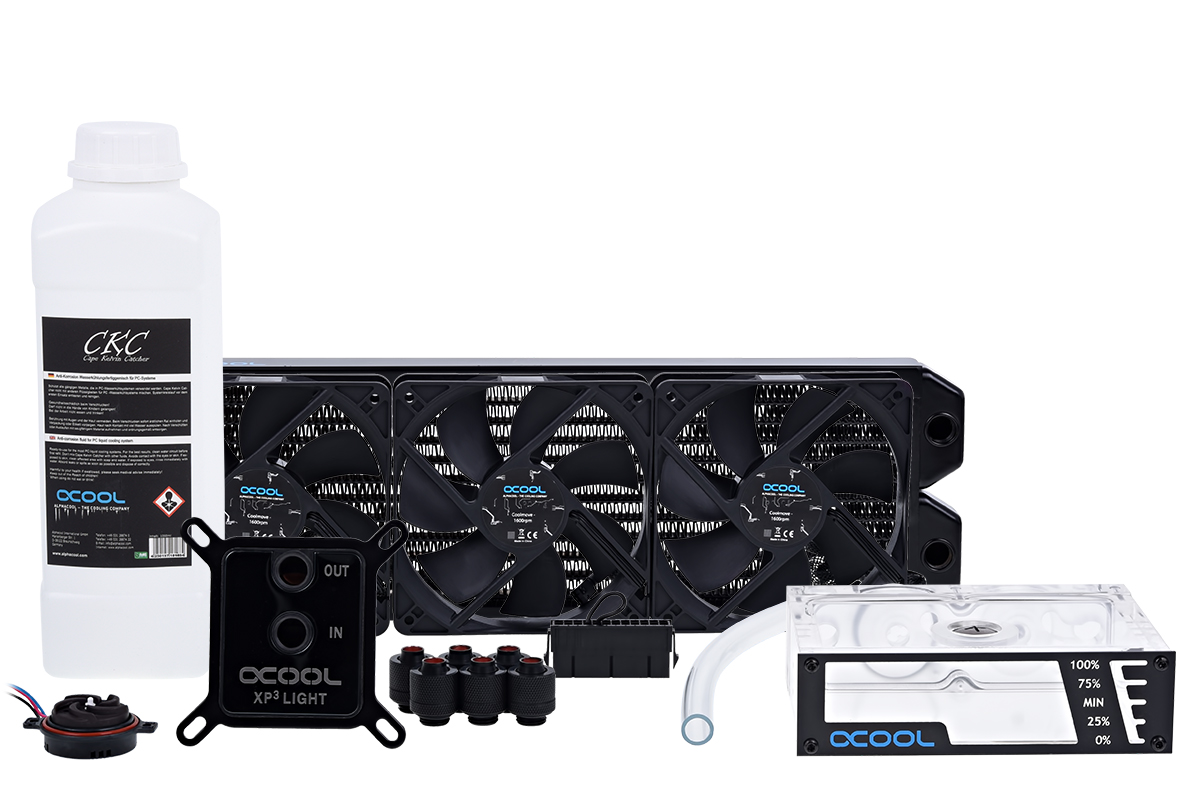 NexXxoS Cool Answer 360 LT / ST water cooling