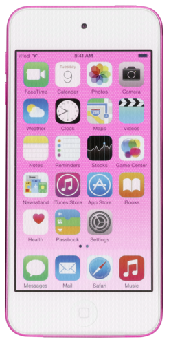 iPod touch pink 64GB 6. Generation