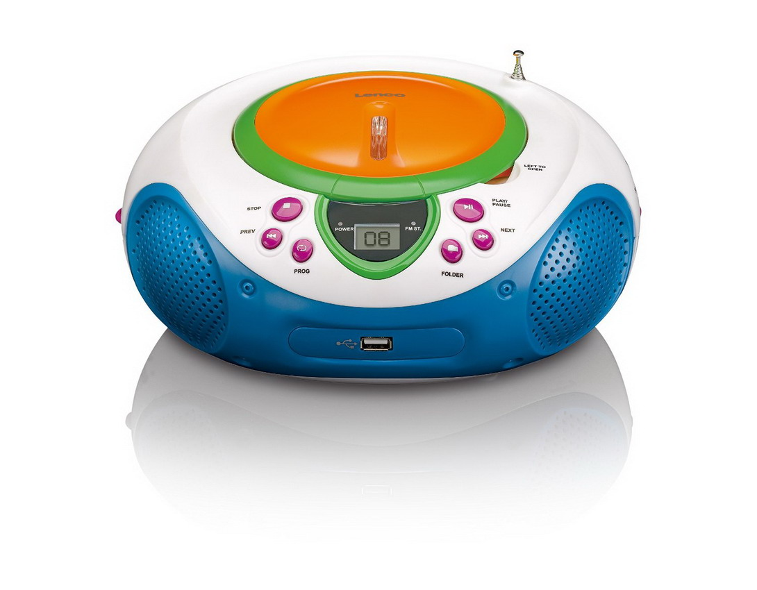 CD-Player SCD-40 USB Kids