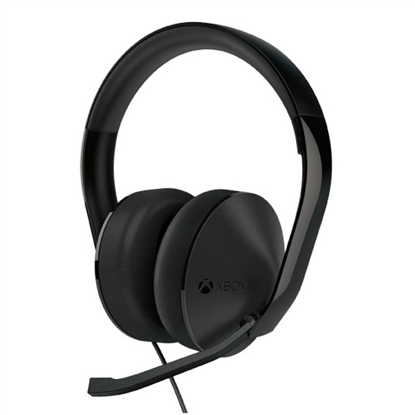 Xbox One Stereo Headset black EU
