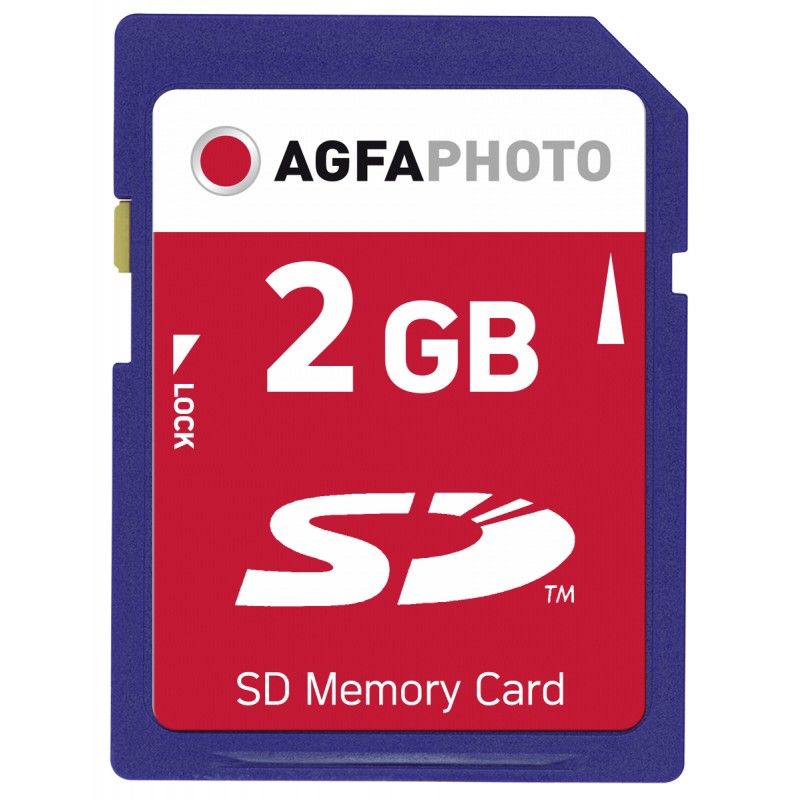 SD Card 2GB 133x Premium