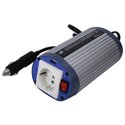 Inverter 150W 12V plus USB.