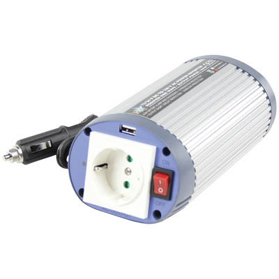INVERTER 150W 24V plus USB