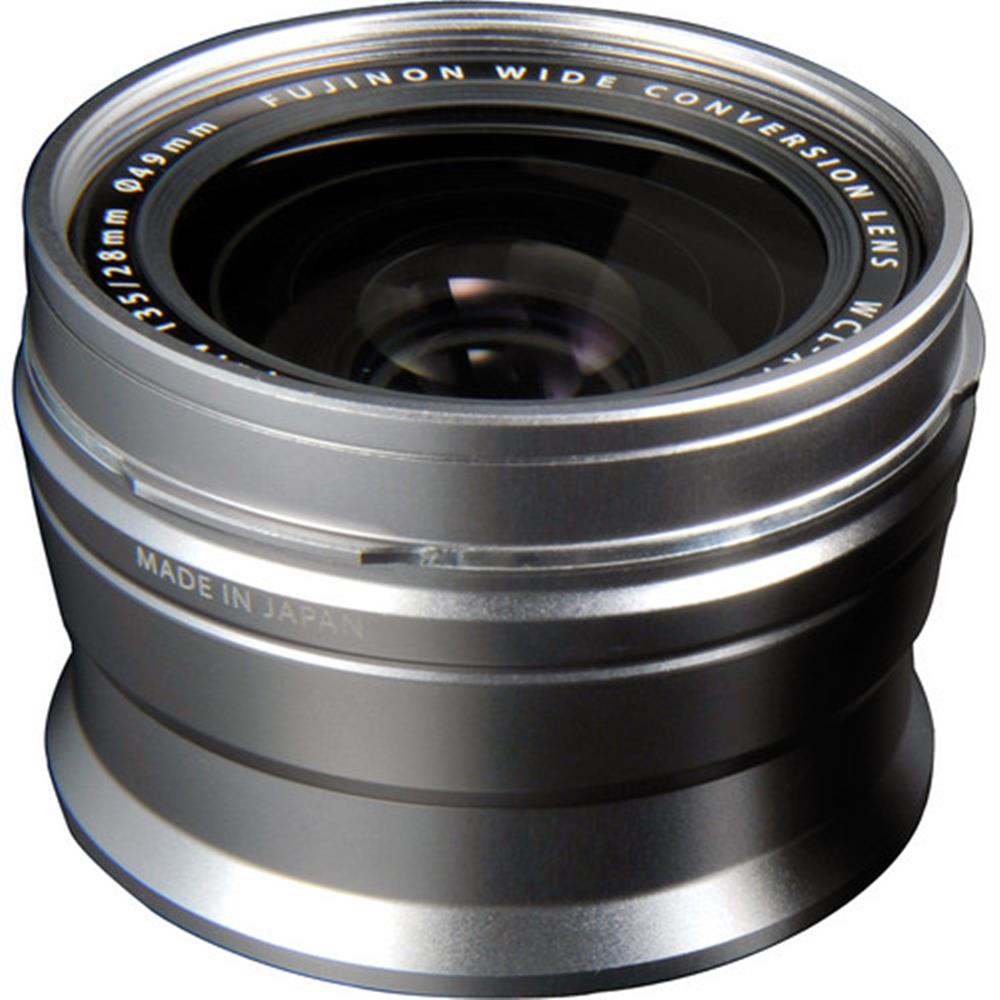 WCL-X100 II silver Wide Angle Converter