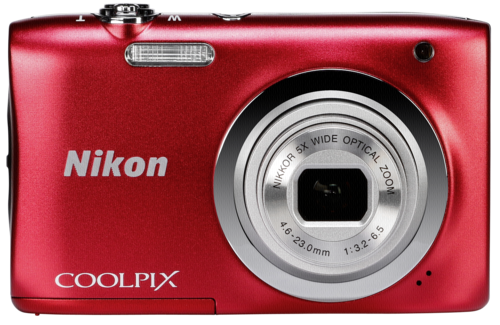 COOLPIX A100 Red EU