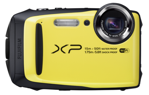FinePix XP90 Yellow EU