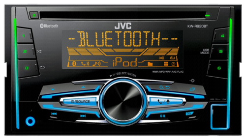 CD / USB / iPod KW-R920BT