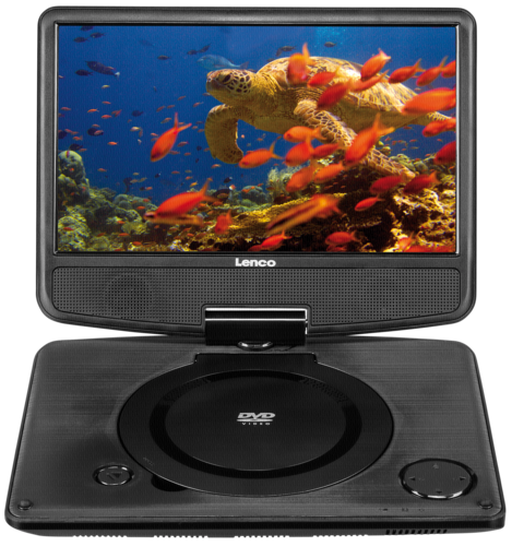 Portable DVD Player with USB DVP-9331