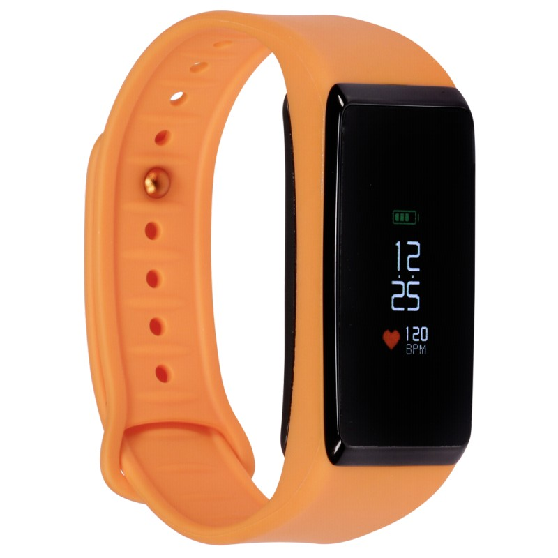 ZeFit 2 Pulse Orange / Black