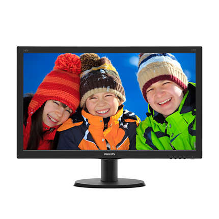 LCD monitor with SmartControl Lite EU