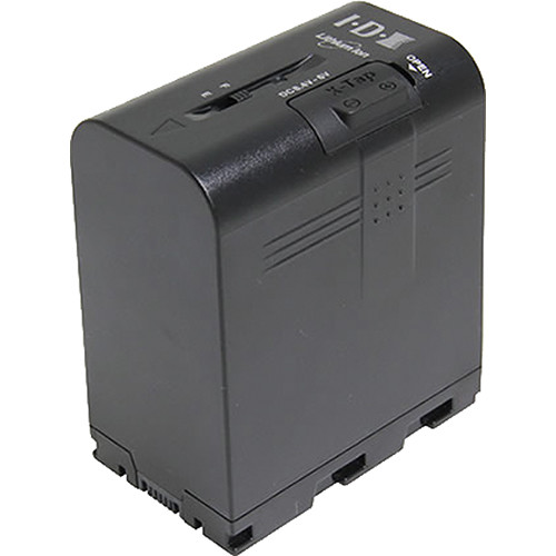 IDX lithium spare battery for the GY-HM200