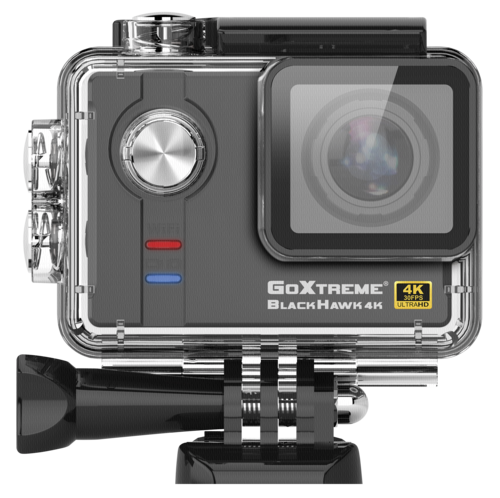 4K Ultra HD Action Cam Black Hawk 4K