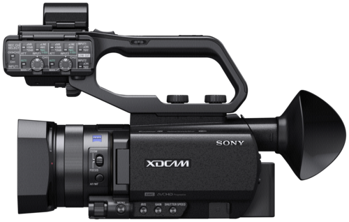 Ultimativer Camcorder PXW-X70/4K EU