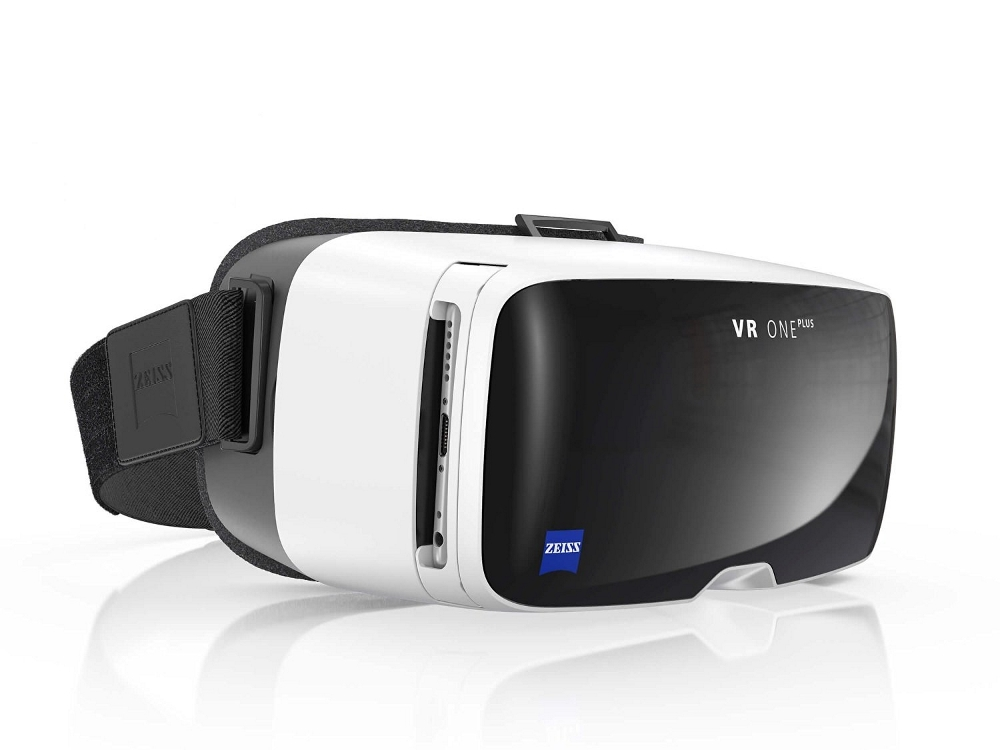 VR ONE Plus Headset incl. Smartphone Multitray