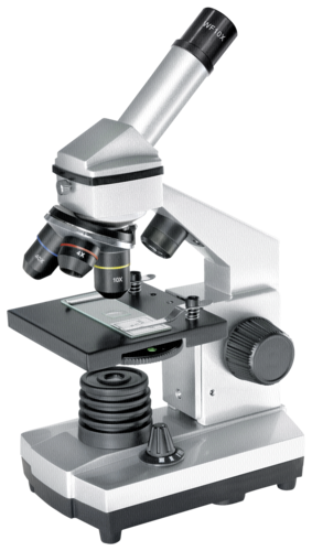 Biolux CA 40x-1024x Microscope with Smartphone Holder