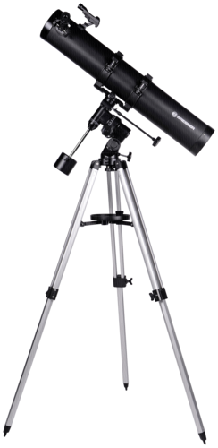 Galaxia 114/900 EQ SKY Telescope with Smartphone Holder