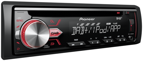 Car Stereo System DEH-4900DAB ΕΘ