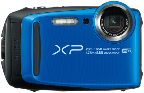 FinePix XP120 blue EU
