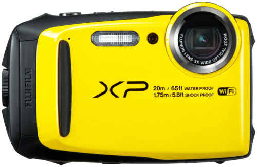 FinePix XP120 yellow EU