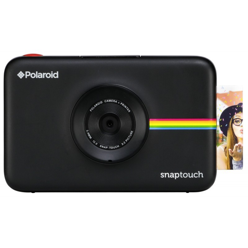 SNAP Touch black Instant Camera
