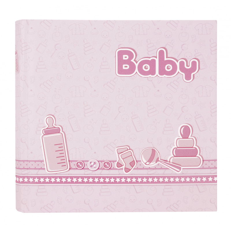 Babyalbum pink 24x24 20 Pages