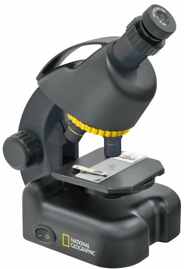 Microscope incl. Smartphone Adapter