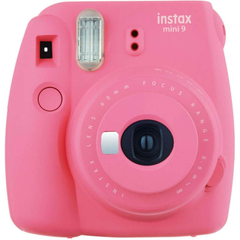 Instax mini 9 flamingorose