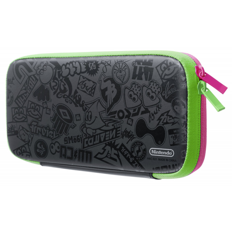 Switch Bag incl. Screen Protector Splatoon 2 Edition