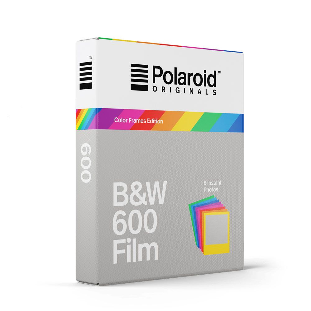 B&W Film Color Frames for 600