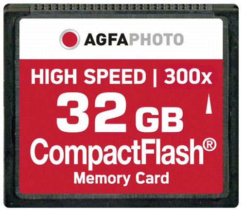 Compact Flash 32GB High Speed 300x MLC