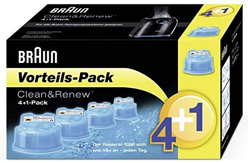 CCR 4+1 Clean & Renew Cartridges